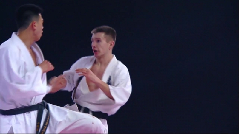 Битва Чемпионов 10: Евгений Мамро (Киокусинкай) против Тента Онодера (Киокусинкай)