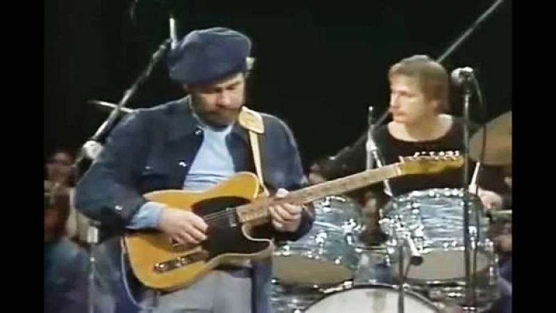 Roy Buchanan - Five String Blues 1973 Remastered