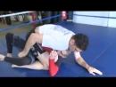 Arm Bar Guard Pass Punch Thai Knee