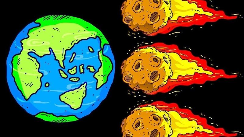 Можно ли Уберечь Землю от Удара Астероида