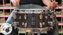 6 X 14 Mapex Black Panther Wraith Snare Drum