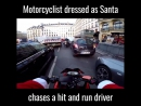 This is so intense! Hats off to the biker 👏