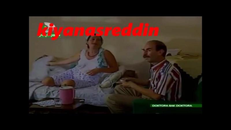 Türk filminde atlet sütyen don ne varsa doktora frikik vermek - Sinan Bengier