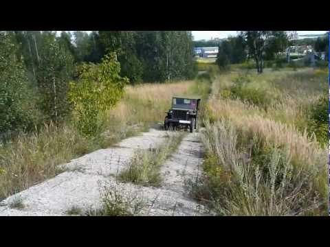Реставрация автомобиля Willys MB (Виллис)