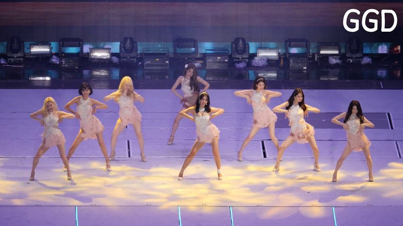 [MIRROR]소녀시대(SNSD)-Lion Heart(라이언헐트)