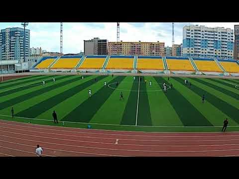 Гол Вадима Бандерова Севера Восток в ворота Хатаса 5 1 третий гол