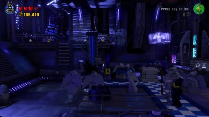 LEGO Dimensions Прохождение - Часть 7 - АНГЕЛЫ