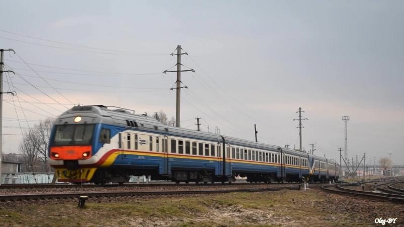 Дизель-поезд ДР1Б-514/513