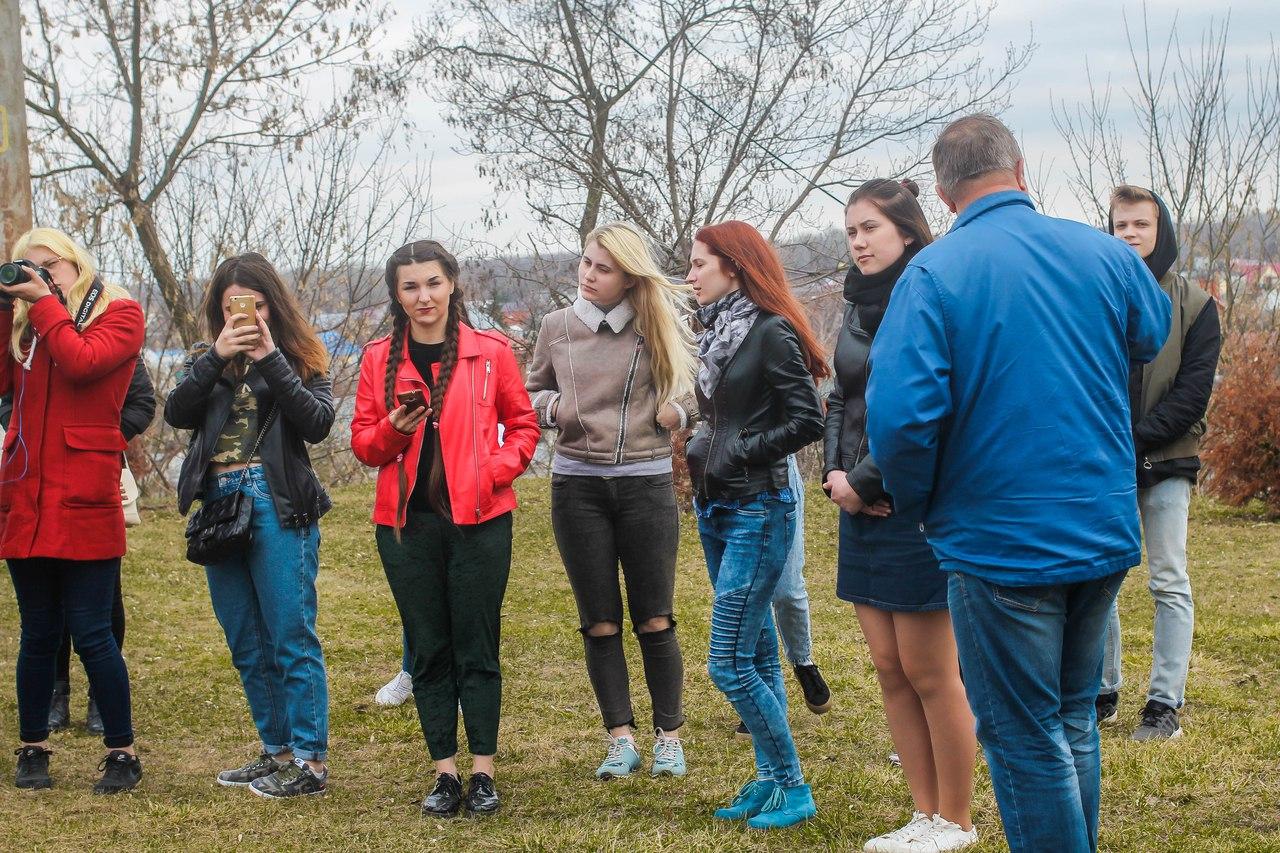 Экскурсия студентов в г. Курск