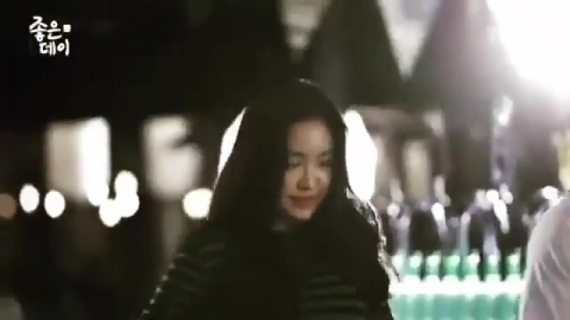 Naeun for Soju 'Good Day' CF Making Film