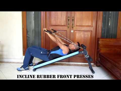Cara menggunakan alat sit up bench dan macam gerakannya