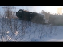 INCREDIBLE DT 30 RUSSIAN Crawler MONSTER OFF ROAD