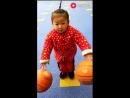 Будущие баскетболисты японии