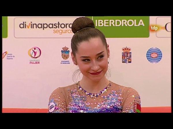 Rhythmic Gymnastics. 2018 Guadalajara World Cup. Individual Final. Ribbon