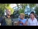 Правду в ДНР и ЛНР не убить. Ставленники предателя Путина: Захарченко и Плотницкий. - YouTube (360p)
