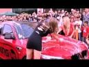 BMW car wash super show sexy girl