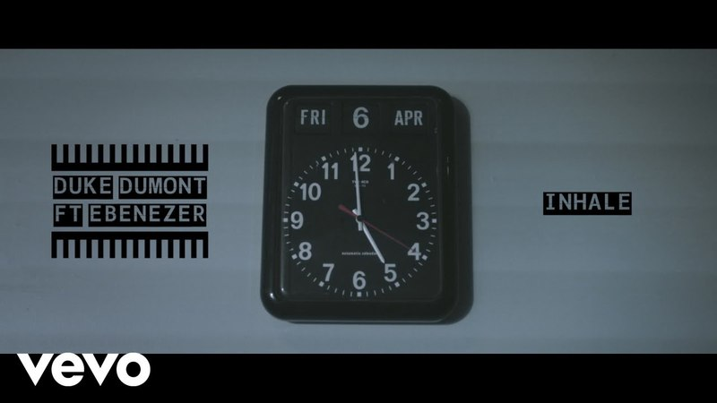 Duke Dumont, Ebenezer - Inhale (Official Video)