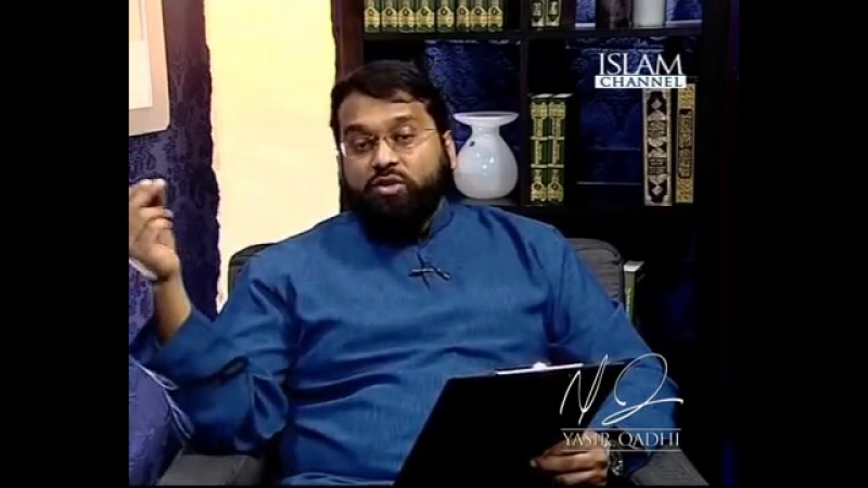 Anger Management Advice by Yasir Qadhi - April 2011[via torchbrowser.com]