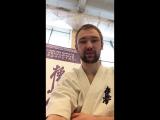 Занятия по каратэ в школе 69