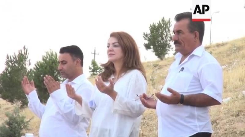 Курды Ирака возрождают зороастризм