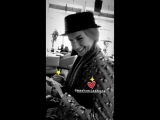 Нюша в прямом эфире Instagram (13.04.18)