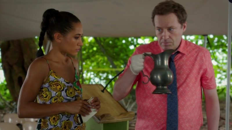Death In Paradise : Season 7, Episode 4 (BBC One 2018 UK) (ENG)