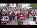 Танец выпускников 2018- 11 классы г. Кандалакша