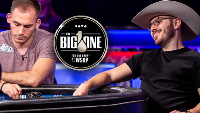 WSOP Финальный Стол One Drop $1m день 3 Без рекламы