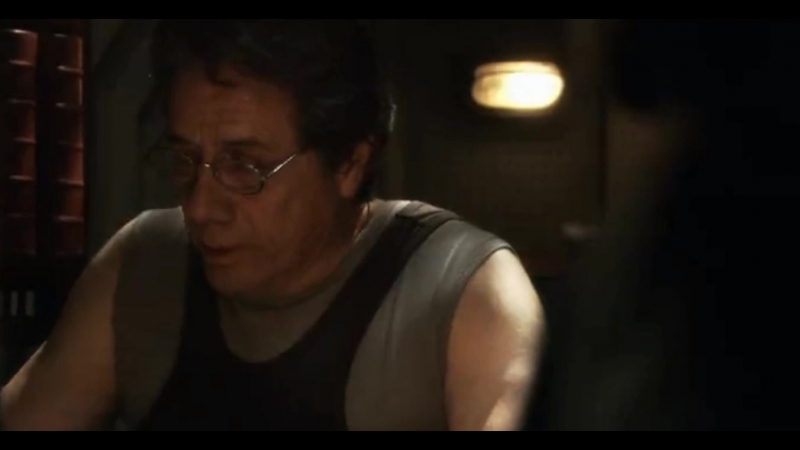 Сериал Звёздный Крейсер Галактика - Твои мысли это и есть любовь