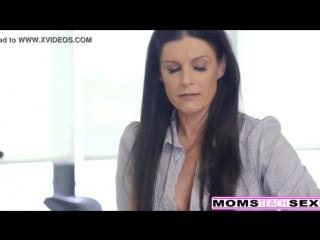 Momsteachsex - step mom punish fucks son