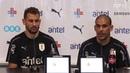 Тренировка 22 23 июня пресс конференция Стуани и Моно Перейры