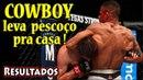 Alex Oliveira vs. Carlos Condit