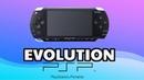 Evolution of (Playstation Portable) PSP Games 2005-2013