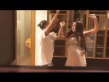 Танцы под Cardi B😂❤️