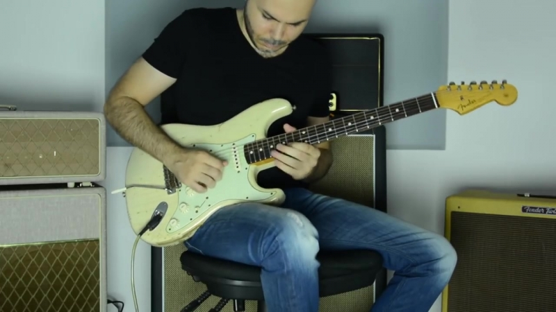 Nirvana - Smells Like Teen Spirit - Electric Guitar Cover by Kfir Ochaion