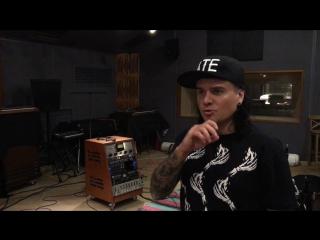 Запись нового альбома группы LOUNA - часть II