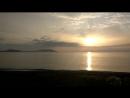 Утро на пляже Нового Света в конце осени. 19.11.2017