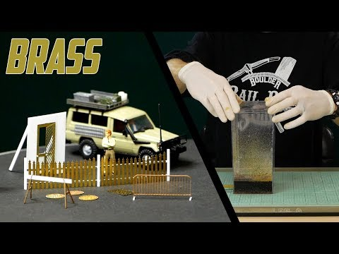Photo Etching at Home– Professional Tools for Modelers