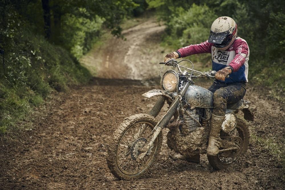 Мотоперчатки Fuel Bespoke Motorcycles Rodeo