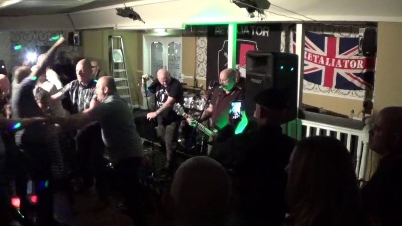 Retaliator 25112017 - video ends before gig finishes