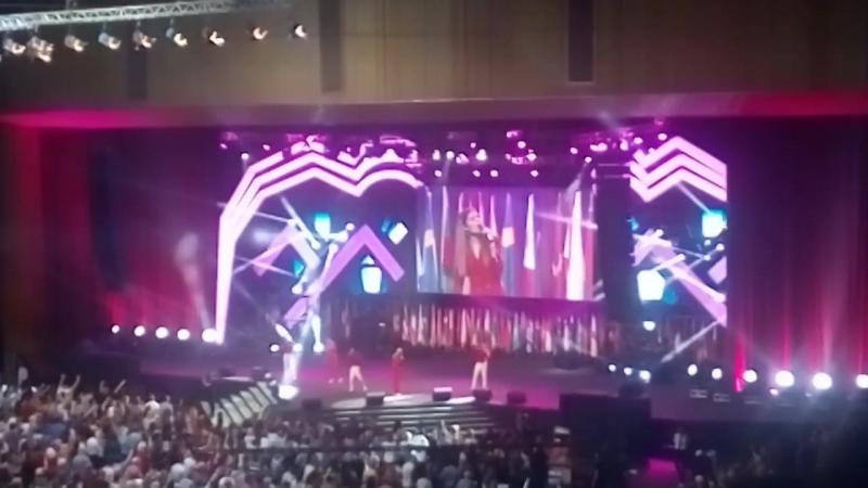 Духовный Центр Возрождение, Украина, Киев. Колледж ,,Гора Моисея-2018. Прославление.