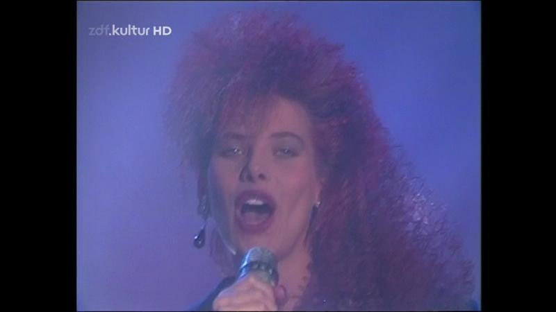 C.C. Catch - Are you man enough ( live, ZDF-Hitparade, 24.06.1987 )