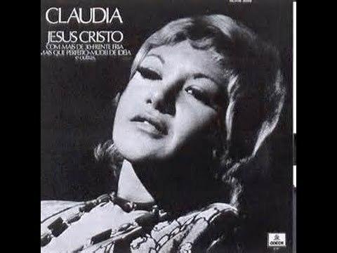 Claudia - 1971 - Jesus Cristo [Album Completo]