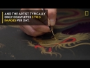 The Art of Single Stroke Painting in Japan _ National Geographic