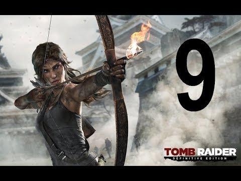 Rise of the Tomb Raider часть 9 Геотермальная долина Затопленный архив Атлас