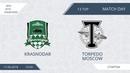 AFL18. Russia. Premier League. Day 13. Krasnodar - Torpedo Moscow