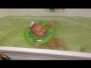 первое купание в кругу