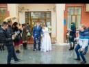 Поздравляю Алёшу и Вику с ситцевой свадьбой