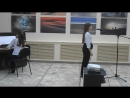 Ясинская Виктория (концертмейстер-Шарова Г. А.)