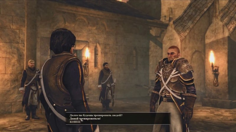 Вырезка из прохождения игры Risen 2: Dark Waters (Тёмные воды) by OfficialZelel